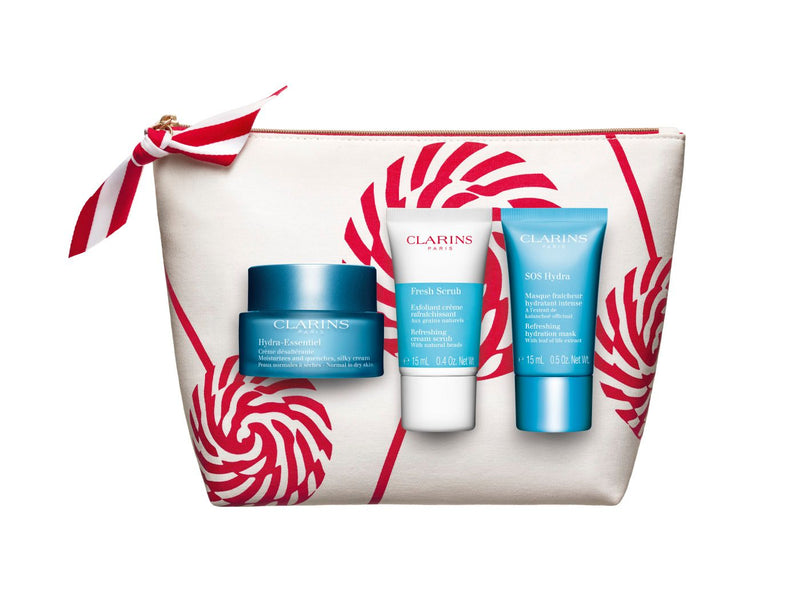Clarins Hydration Essentials Xmas 2020