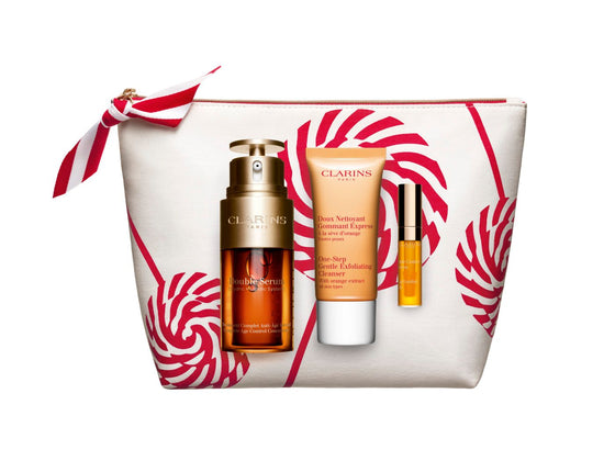 Clarins Double Serum Collection Xmas 2020