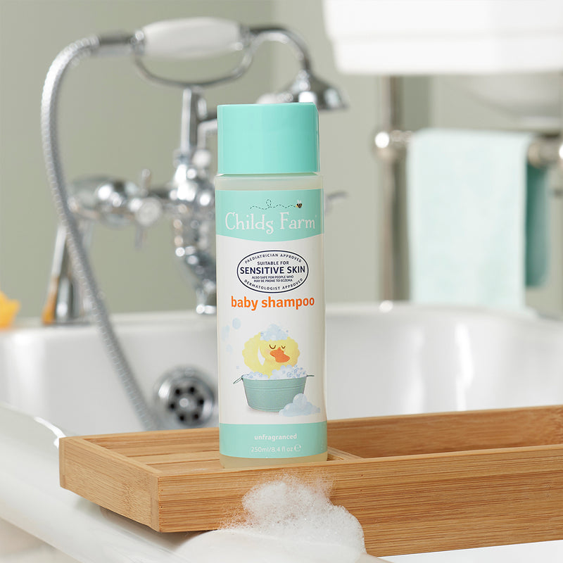 Childs Farm Baby Shampoo Unfragranced