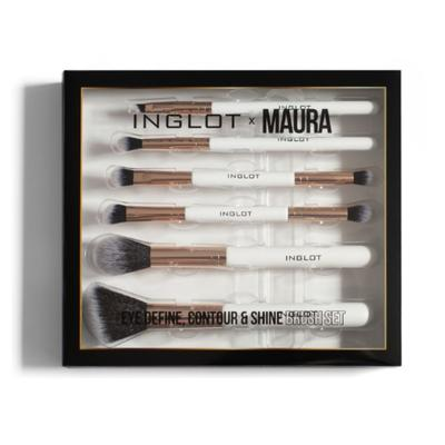 INGLOT x MAURA Brush Collection