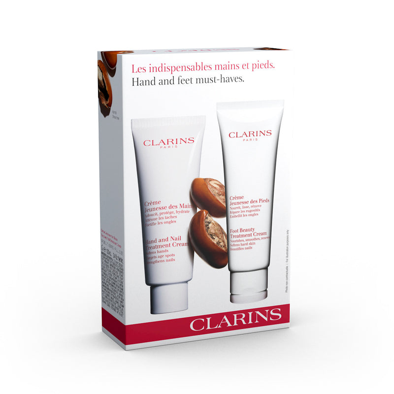 Clarins Hand & Feet Must Haves Set