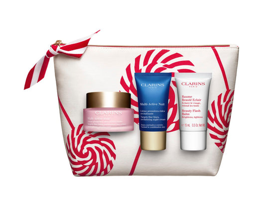 Clarins Multi-Active Collection Xmas 2020