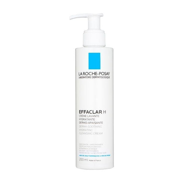 Effaclar H Derma-Soothing Hydrating Cleansing Cream