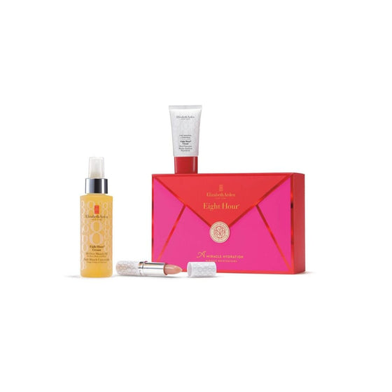 Elizabeth Arden Eight Hour Oil - Miracle Hydration Xmas Set