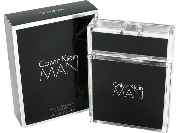 Calvin Klein MAN Edt 100ml
