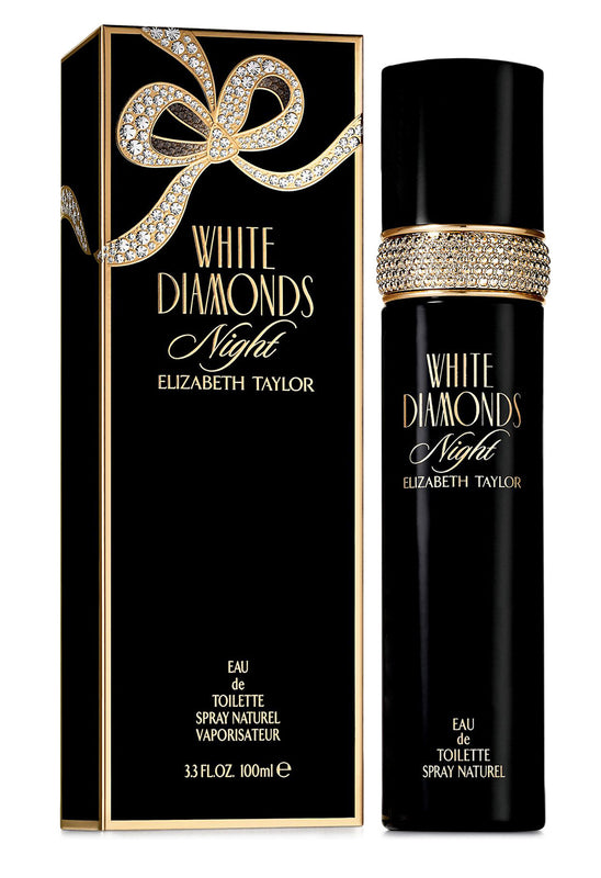 Elizabeth Taylor White Diamonds Night Edt 100ml