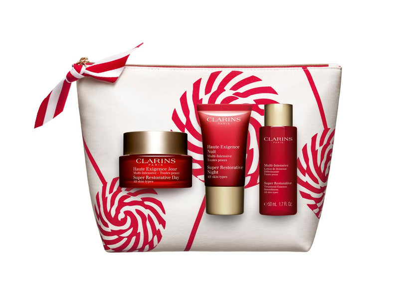 Clarins Super Restorative Collection Xmas 2020