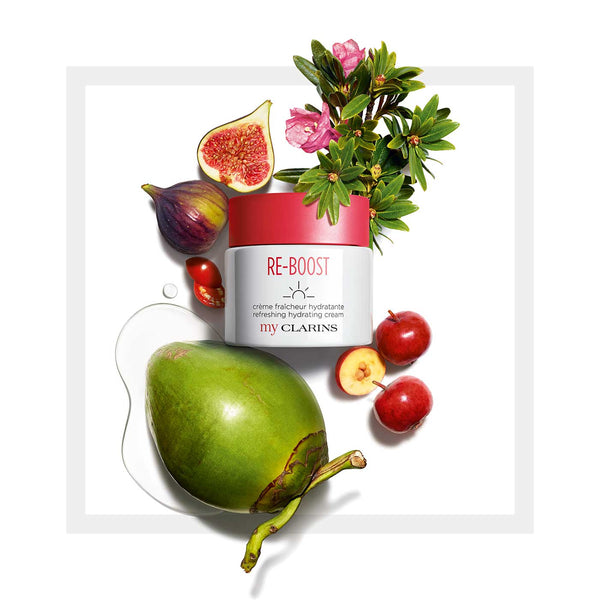 My Clarins Re Boost Refreshing Hydrating Cream