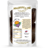 MULBERRY SLING - Mulberry Energy Bites 100g - Healthy Snacks Ltd