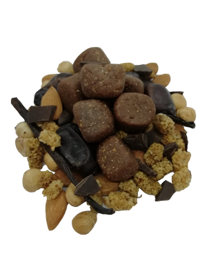 Load image into Gallery viewer, MULBERRY SLING - Mulberry Energy Bites 100g - Healthy Snacks Ltd
