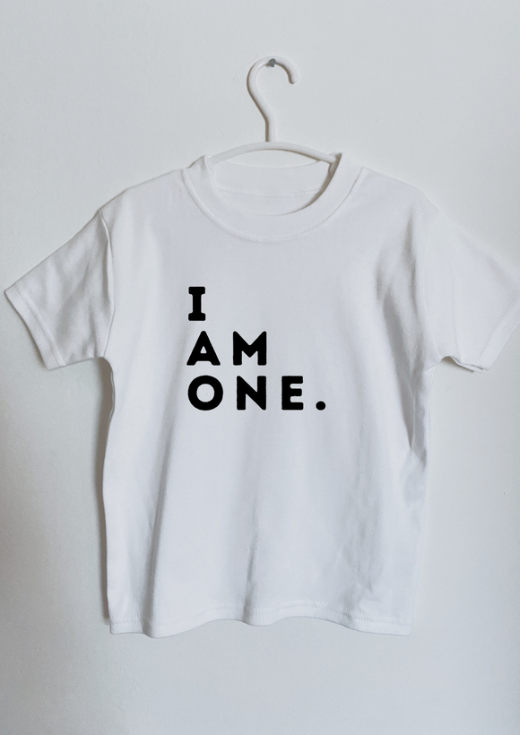 Birthday Children's T-Shirt (Age 1-5)