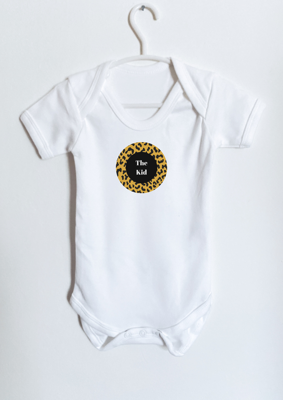The Kid Baby Bodysuit