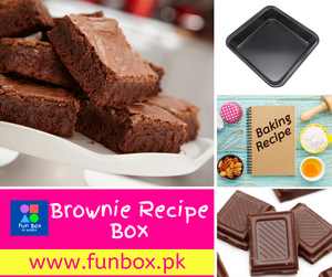Chocolate Brownie Recipe FunBox