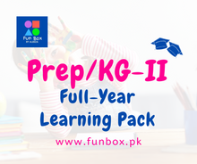 Load image into Gallery viewer, Prep/KG-2  Full-Year Learning Pack