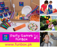 Load image into Gallery viewer, Party Games FunBox