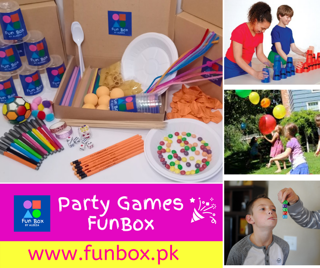Party Games FunBox