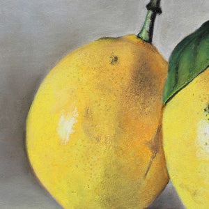 Lemons Original Painting
