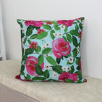Load image into Gallery viewer, Spring Roses Decorative Throw Pillow