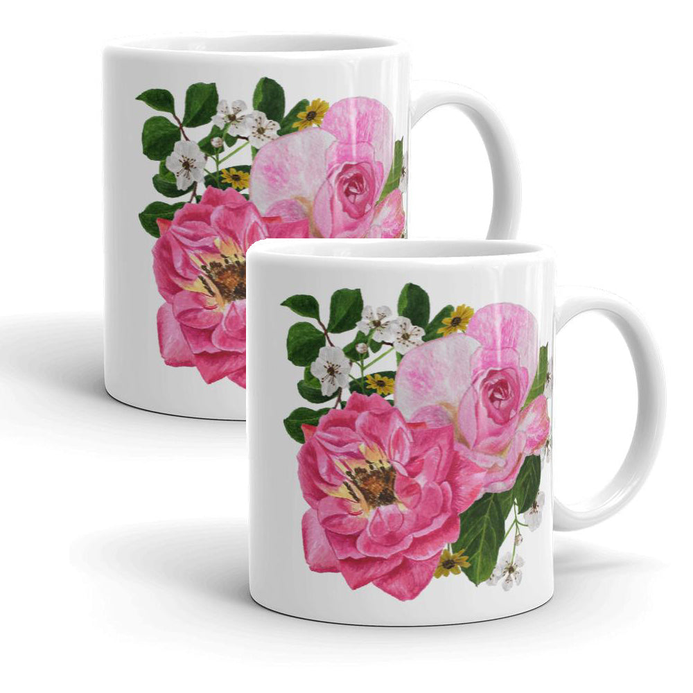 Garden Delight Mug Bundle