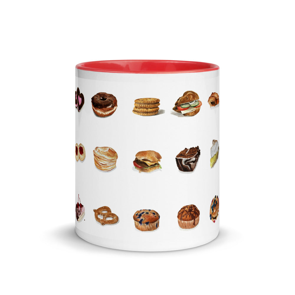 Food Lovers Coffee Mug