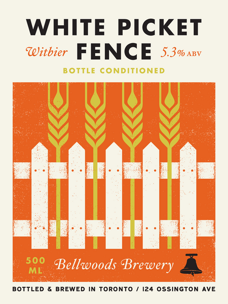 Picket Fence Print