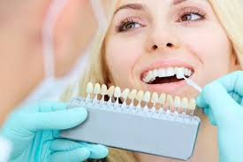 Comparisons of different teeth whitening methods