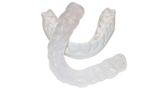 STANDARD SOFT FLEXIBLE 3MM CUSTOM TEETH GRINDING NIGHT GUARD - EXCELLENT COMFORT