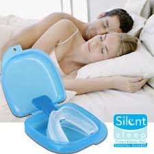 SILENT SLEEP SNORE MOUTH GUARD