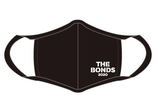 【THE BONDS 2020】THE BONDS マスク