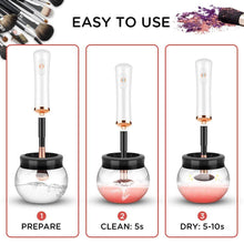 Load image into Gallery viewer, Infinity Makeup Brush Cleaner & Dryer Bowl