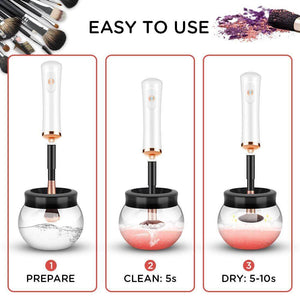 Infinity Makeup Brush Cleaner & Dryer Bowl
