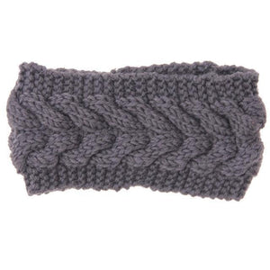 Knitted Ear Warmer Headwrap (Pack of 3)