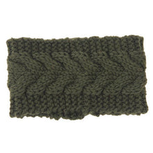 Load image into Gallery viewer, Knitted Ear Warmer Headwrap (Pack of 3)