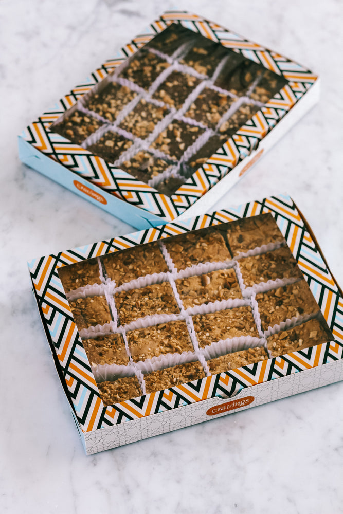Load image into Gallery viewer, Peanut Butter Paisley Bars