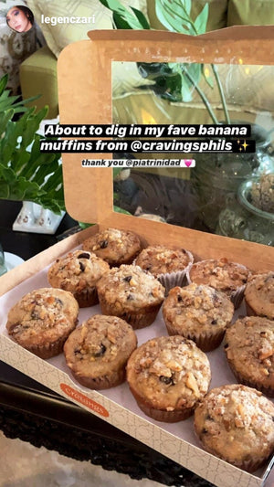 Load image into Gallery viewer, Banana Muffins Extreme