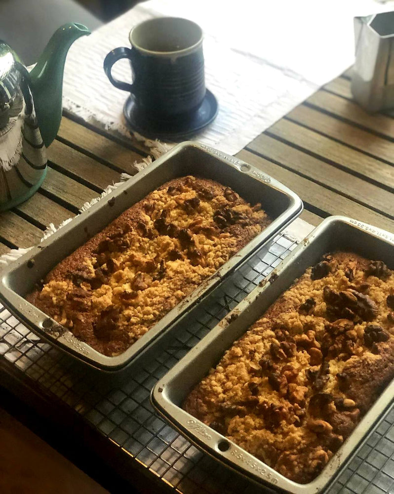 Load image into Gallery viewer, Banana Streusel Loaf