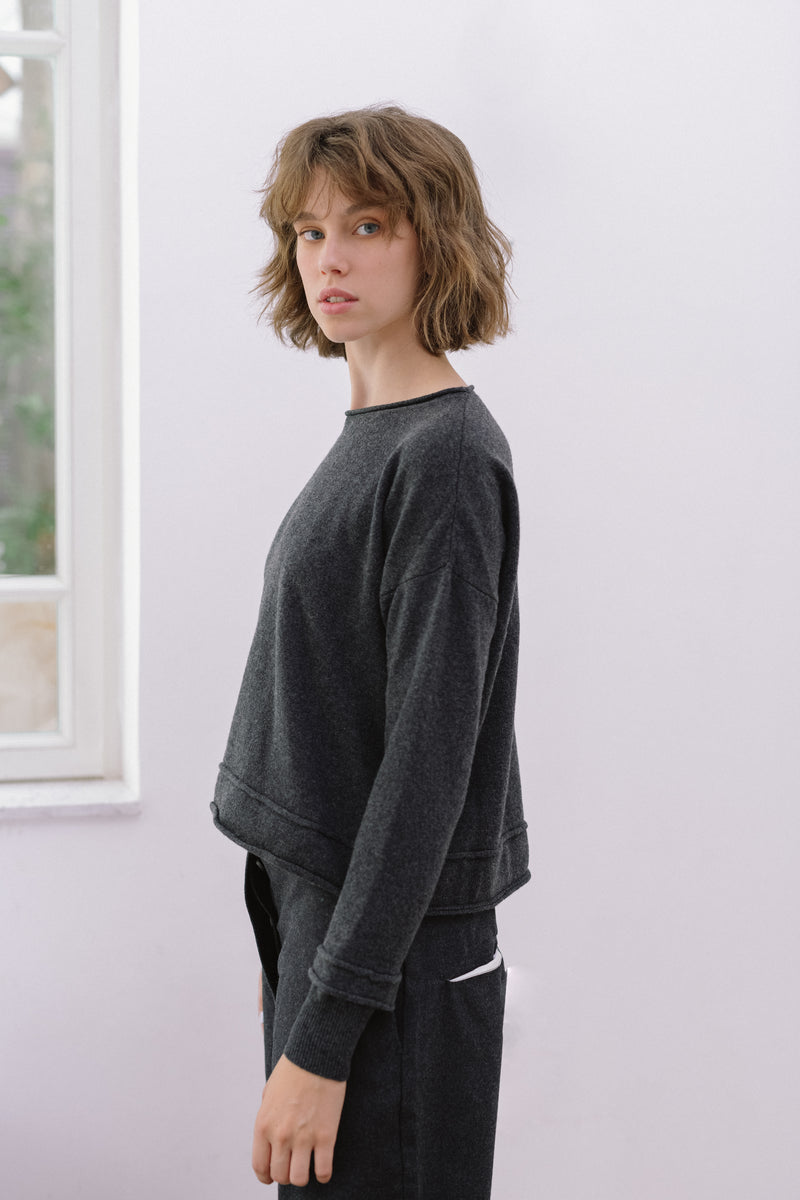 ROUND NECK 2009 SWEATER