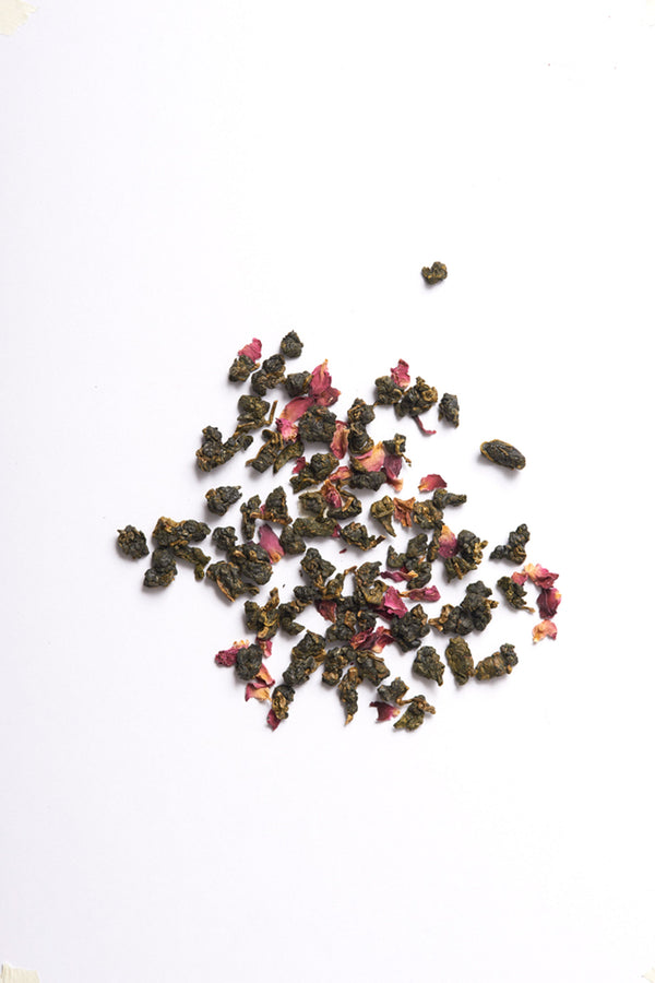 Rose Oolong (Tea Can)