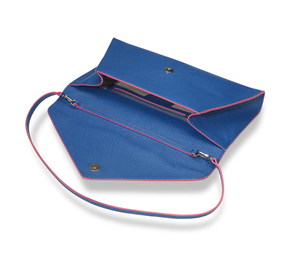 """Dechamby's"" Envelope clutch"