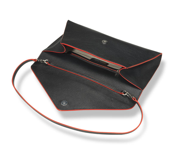 """Screek"" Envelope clutch"