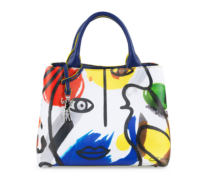 """Le Regard"" Small handbag"