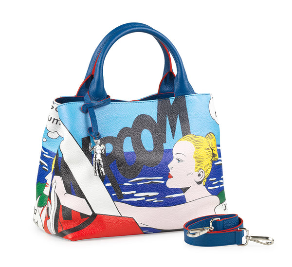 """Sea, Sex & Sun"" Small Handbag"