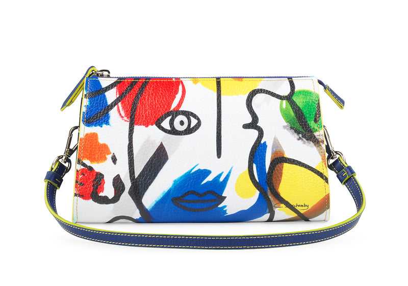 """Le Regard"" Little shoulder bag"