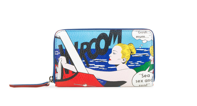 """Sea, Sex & Sun"" Wallet"