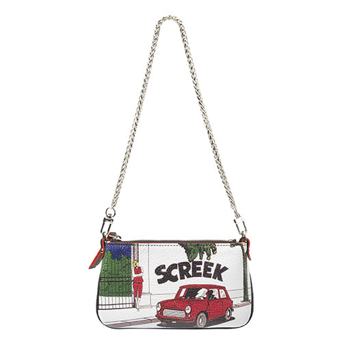 """Screek"" Key pouch"