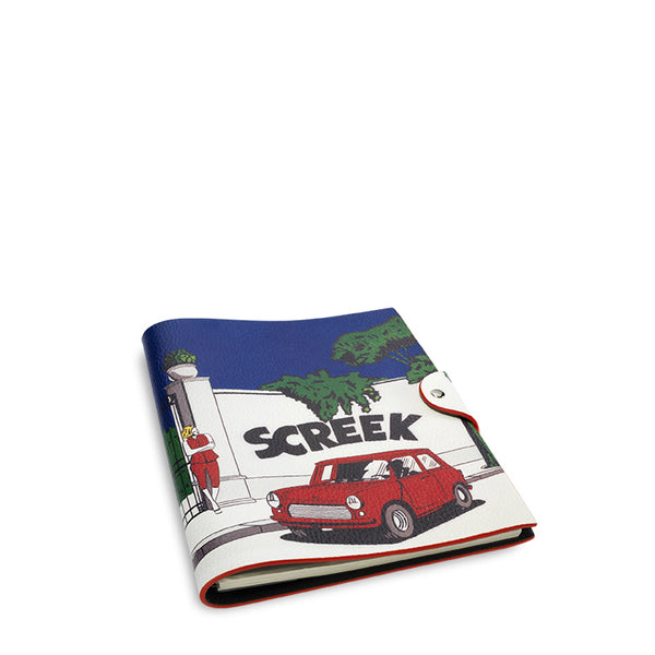 """Screek"" Notebook"