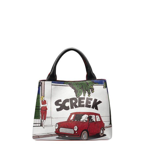 """Screek"" Small handbag"