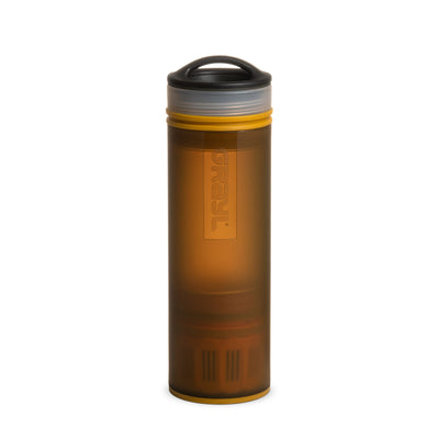 Ultralight Compact Water Purifier - Coyote Amber