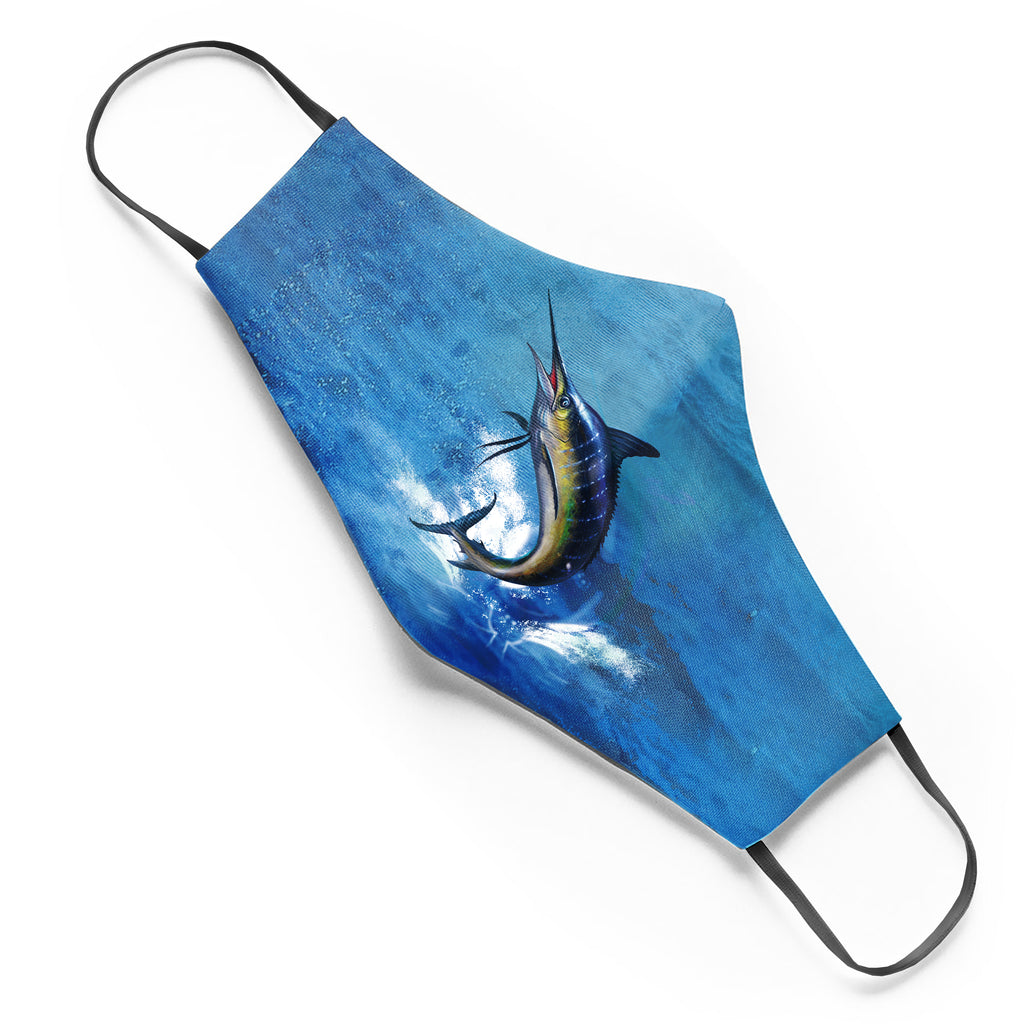 Blue Marlin Mask