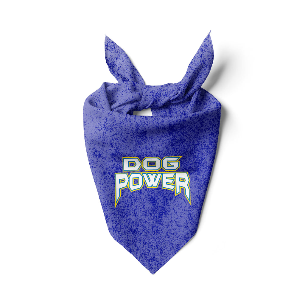 Dog Power Bandana